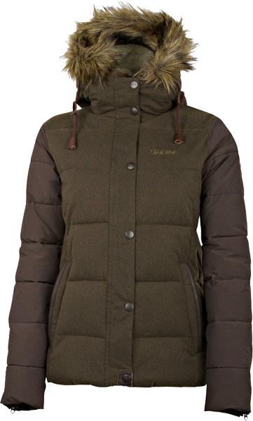 Tenson Adina Women's Jacket braun/42