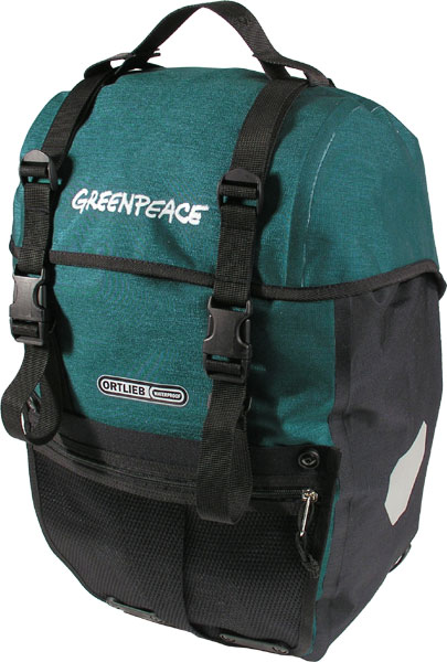 Ortlieb Bike Packer Plus Greenpeace Line Piece Price Alles Fur