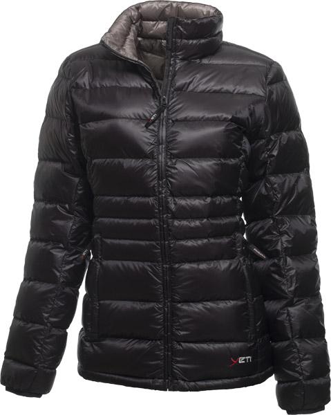 Yeti Desire W's Lightweight Down Jacket black/charcoalgrey/XS