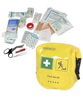 Ortlieb First Aid Kit Safety Level High
