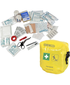 Ortlieb First Aid Kit Safety Level Ultra-High