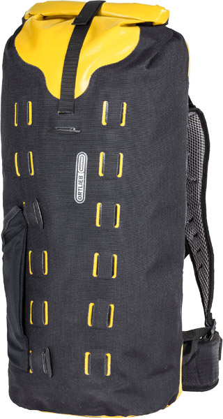 Ortlieb Gear-Pack 32 (2.Wahl) schwarz/sonnengelb/32 Liter