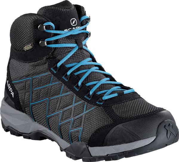 Scarpa Hydrogen Hike GTX dark gray/lake blue/EU 42.0