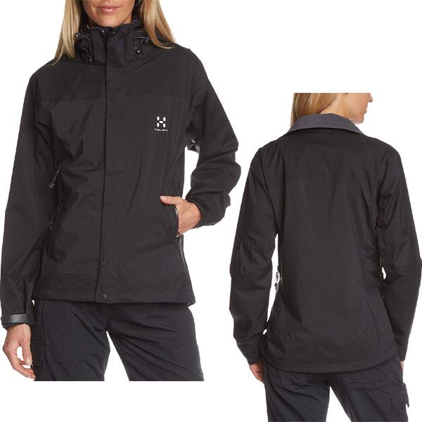 Haglöfs Incus II Q Jacket Women true black/L