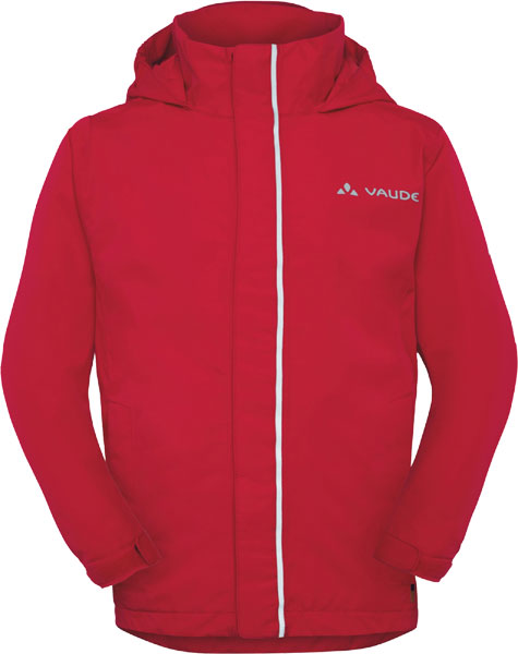 Vaude Kids Escape Light Jacket II red/122/128
