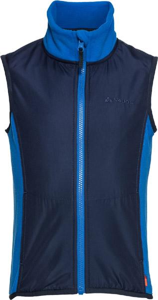 Vaude Kids Racoon Fleece Vest blue/110/116