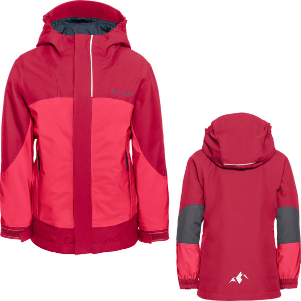 146//152 Pacific VAUDE Kinder Kids Suricate 3in1 Jacket III Doppeljacke