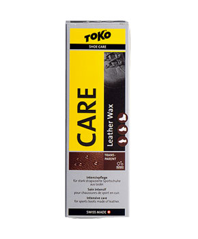 Toko Leather Wax Transparent - Silicone
