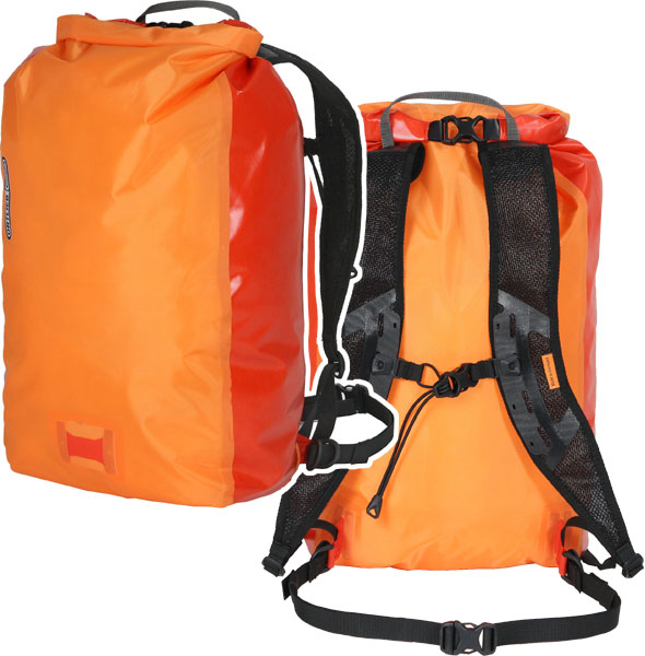 Ortlieb Light-Pack 25 orange/signalrot/25 Liter