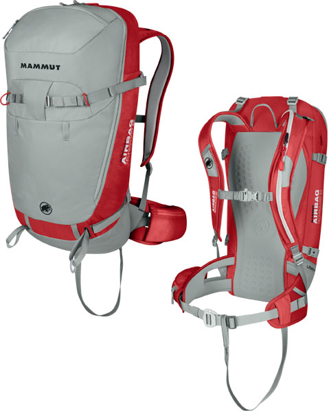 Mammut Light Removable Airbag 3.0 // SET Without Airbag