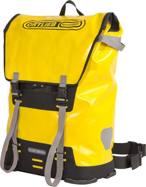 Ortlieb Messenger Bag XL (2.Wahl) gelb/schwarz/60 Liter