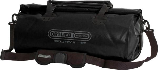 Ortlieb Rack-Pack Free (2. Wahl) schwarz/31 Liter