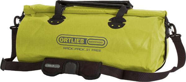 Ortlieb Rack-Pack Free (2. Wahl) starfruit/schwarz/31 Liter