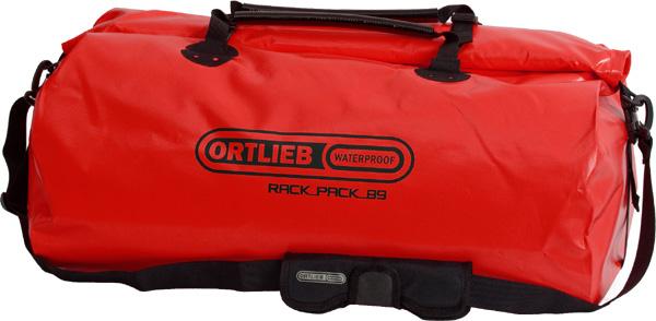 Ortlieb Rack-Pack XL rot/schwarz/89 Liter
