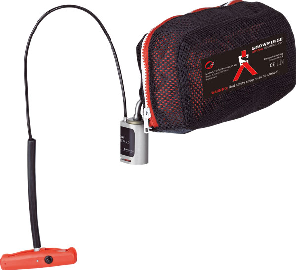 Mammut Removable Airbag System R.A.S. one size