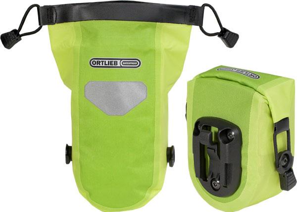 Ortlieb Saddle-Bag Micro (2.Wahl) hellgrün/limone/0.6 Liter