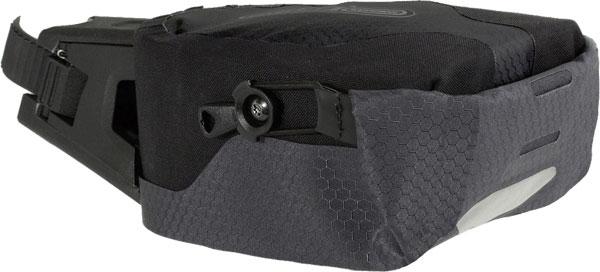Ortlieb Seatpost-Bag S schiefer/schwarz/1.5 Liter