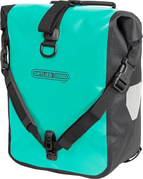 Ortlieb Sport-Roller Free - 2.Wahl, Stückpreis lagoon/schwarz/12.5 Liter