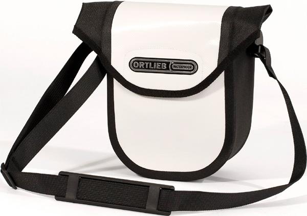 Ortlieb Ultimate6 Compact (2.Wahl) weiß/schwarz/2.7 Liter
