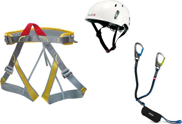 Klettersteigset Ocun Test : Ocun via ferrata newton pail set alles für ihren outdoorbedarf