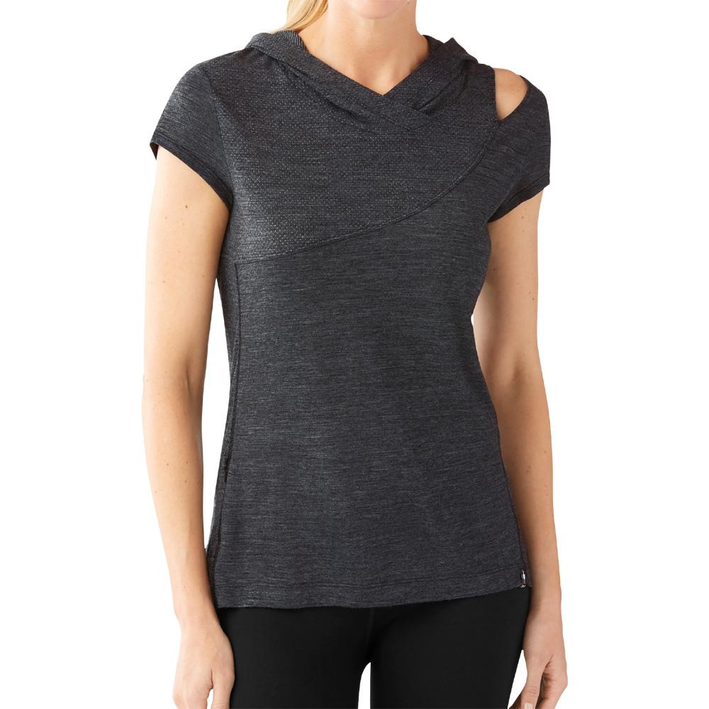 501c403c Smart Wool Women's Everyday Exploration Hooded Tee - Smartwool Shirt ...